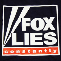 TopatoCo: Fox Lies Shirt *LAST CHANCE*