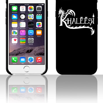 Khaleesi 5 5s 6 6plus phone cases