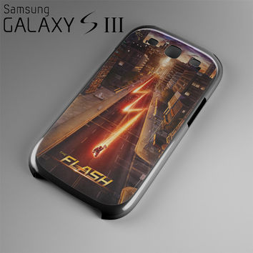 The Flash Season 2 Case For Samsung Galaxy S3, S4, S5, S6, S6 Edge TF4