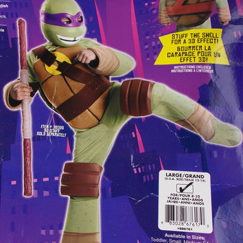 Nickelodeon Teenage Mutant Ninja Turtles Halloween Costume Kids Large Mask