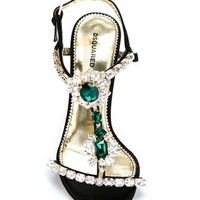 Dsquared2 'queen Mary' Sandals - Capsule By Eso - Farfetch.com