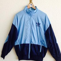 Vintage ADIDAS BLUE Shell Suit