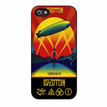 Led Zeppelin Poster iPhone 5 Case