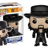 Kirin Hobby : POP! WWE: The Undertaker Vinyl Figure by Funko 849803039240