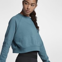 Nike Women's Long Sleeve Training Top. Nike.com