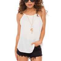Berkley Top - White