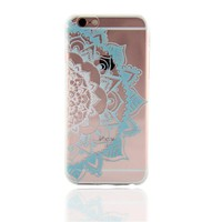 Lace Mandara iPhone 7 7Plus & iPhone 6s 6 Plus & iPhone X 8 Plus Case with Gift Box