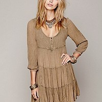 Free People  Full Swing Candy Dress at Free People Clothing Boutique
