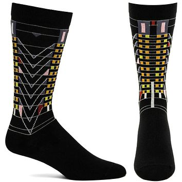 Frank Lloyd Wright - Tree of Life Sock