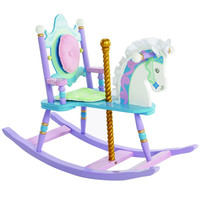 Levels of Discovery Carousel Rocking Horse - RAB20003