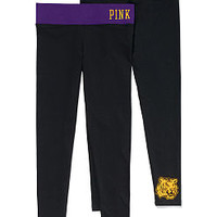 LSU Yoga Legging - PINK - Victoria's Secret