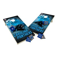 Carolina Panthers Tailgate Toss XL Shields (Pth Team)