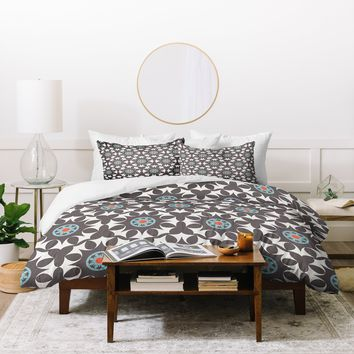 Heather Dutton Amirah Dusk Duvet Cover