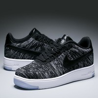 NIKE Air Force 1 Black/Grey