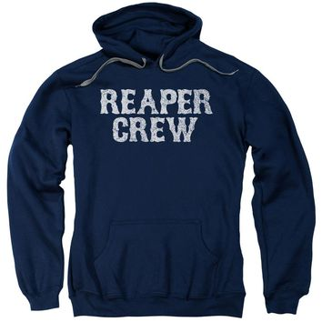 Sons Of Anarchy - Reaper Crew Adult Pull Over Hoodie