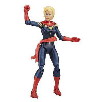 "Captain Marvel Legends 3.75"" Action Figure Hasbro 2016"
