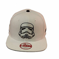 Star Wars Stormtrooper Side Crest New Era Hat