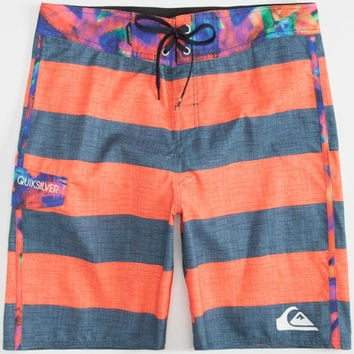 Quiksilver Everyday Brigg Mens Boardshorts Red Combo  In Sizes
