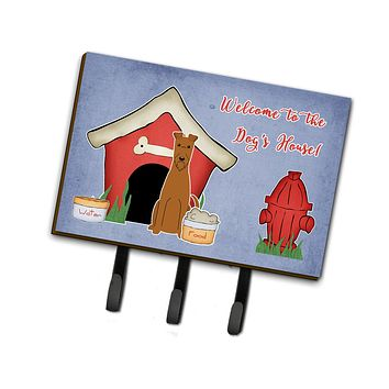 Dog House Collection Irish Terrier Leash or Key Holder