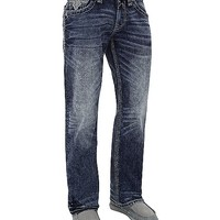 Rock Revival Lancer Relaxed Straight Jean