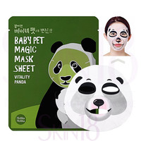Holika Holika Baby Pet Magic Mask Sheet (Vitality Panda) *exp.date 06/17*