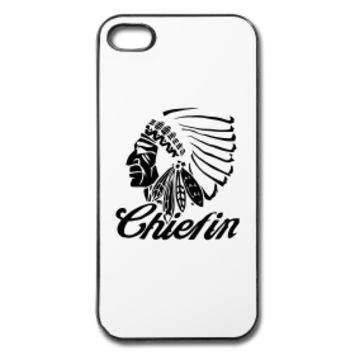 Chiefin iPhone Case