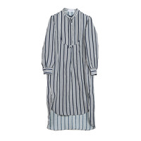 Samara Striped Shirt Dress / Shop Super Street