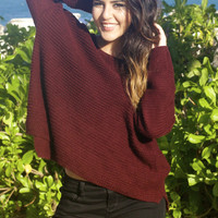 Kimberly Knit Sweater
