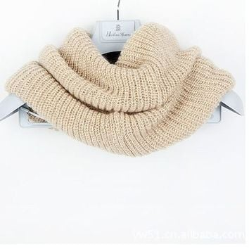 Korean Knit Scarf [280546410537]