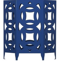 Ginger Blue Side Table