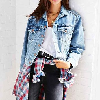 BDG Denim Boyfriend Jacket