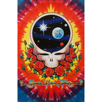 Grateful Dead Subway Poster