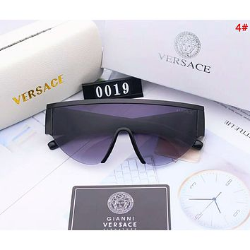 Versace Fashion New Polarized Women Men Sun Protection Travel Drive Eyeglasses Glasses 4#