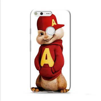Alvin And The Chipmunks The Road Chip Movies Hat Google Pixel XL 2 Case