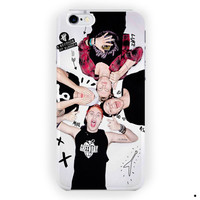 5 Seconds Of Summer Funny Game For iPhone 6 / 6 Plus Case