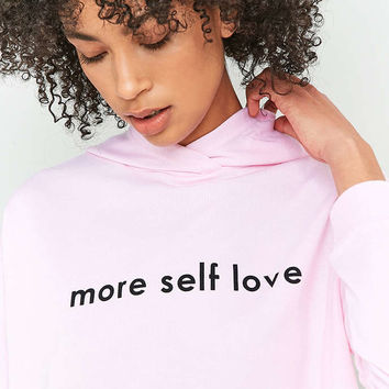 BDG More Self Love Hoodie - Urban Outfitters