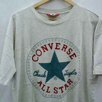 ONETOW Vintage 90s Converse USA T shirt