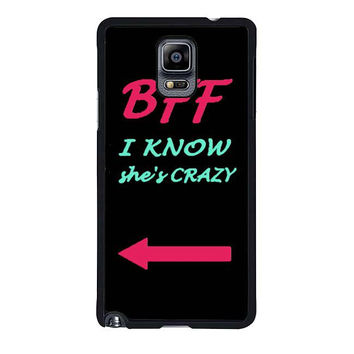 best friend bff couple cases right samsung galaxy note 4 note 3 2 cases