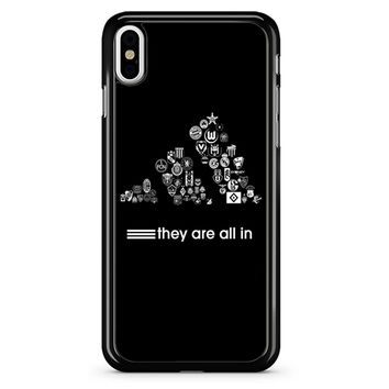 Adidas Ilustrasion 6 iPhone XR Case/iPhone XS Case/iPhone XS Max Case