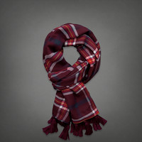 Classic Patterned Scarf