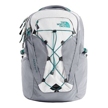 Women's Borealis Backpack in Tin Grey & Mid Grey by The North Face