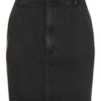 MOTO '80s Highwaist Skirt