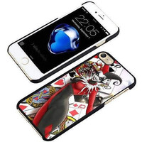 Harley Queen Of Cards iPhone Case