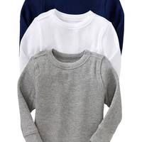 Old Navy Waffle Knit Tee 3 Packs For Baby