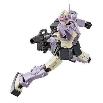Mobile Suit Gundam THE ORIGIN MSD High Grade 1/144 Plastic Model : RGM-79KC GM Interceptor Custom [PRE-ORDER] - HYPETOKYO