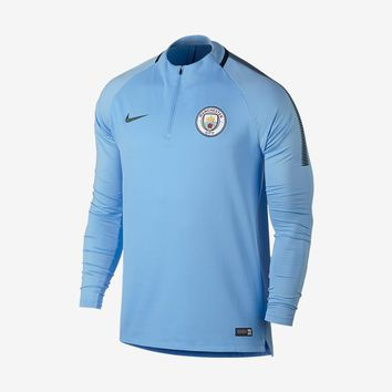 Manchester City Squad Drill Top