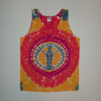 Tree of Life Tie Dye Shirt - Any Size, Style, & Color Combination Available