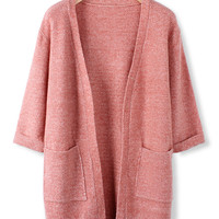 'The Karen' Wool Knitted Cardigan