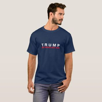 DONALD TRUMP MAKE AMERICA GREAT AGAIN MENS T-SHIRT