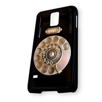 Antique Phone Rotary Dial Samsung Galaxy S5 Case